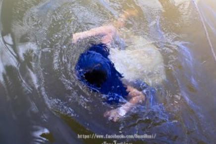 อย่าคิดว่าว่ายน้ำเป็นแล้วจะรอด