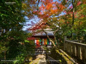 Eikando temple