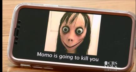 MoMo Challenge คืออะไร…